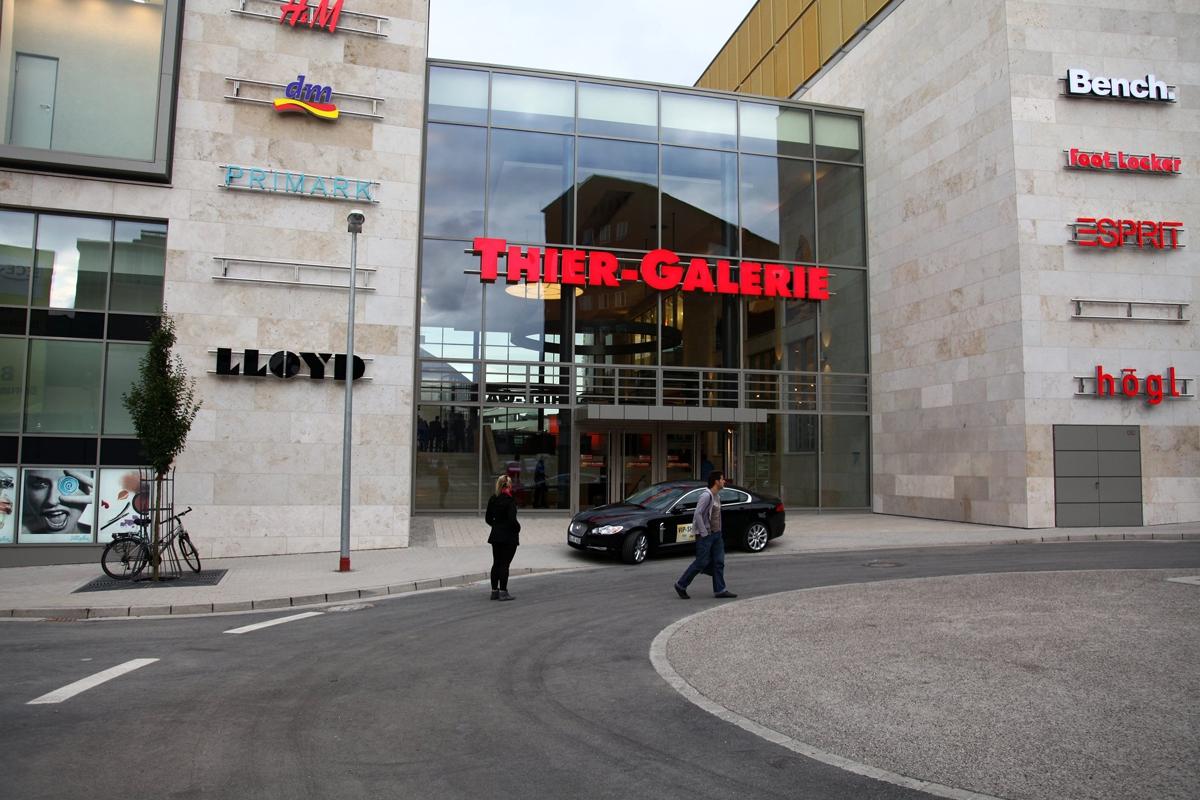 Thier Galerie Dortmund Bds Steffen Architekten Bda